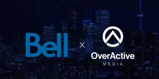 Bell se une a OverActive Media