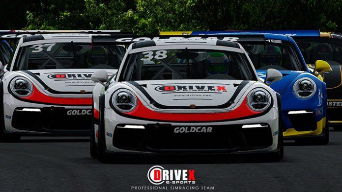 Los pilotos de Drivex Esports en Virginia.