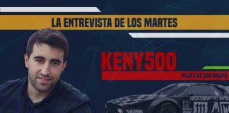 La entrevista de los martes: Keny500, piloto de SimRacing
