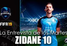 Entrevista de los martes Zidane 10