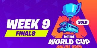 Semana 9 Fortnite World Cup