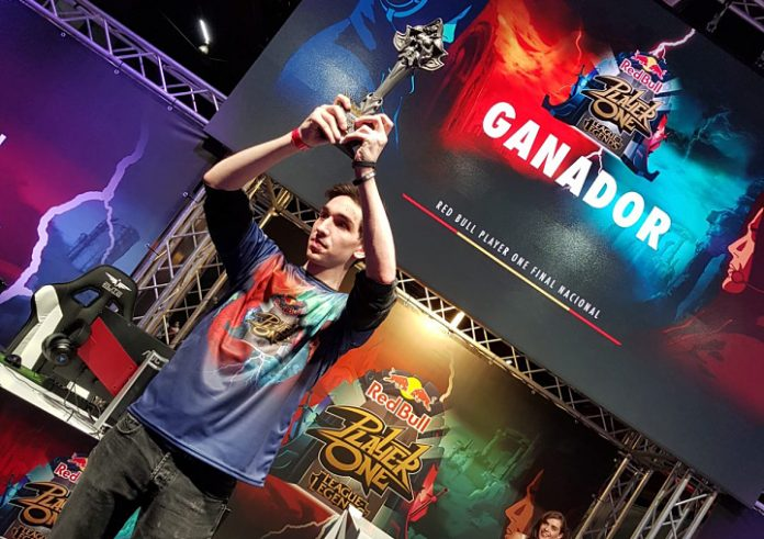 Freeloy, campeón de Red Bull Player One