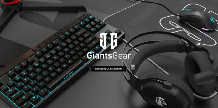 Nuevos periféricos de Giants Gear
