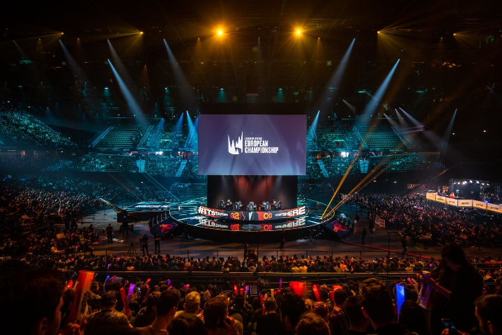 Finales del spring split de la LEC 2019