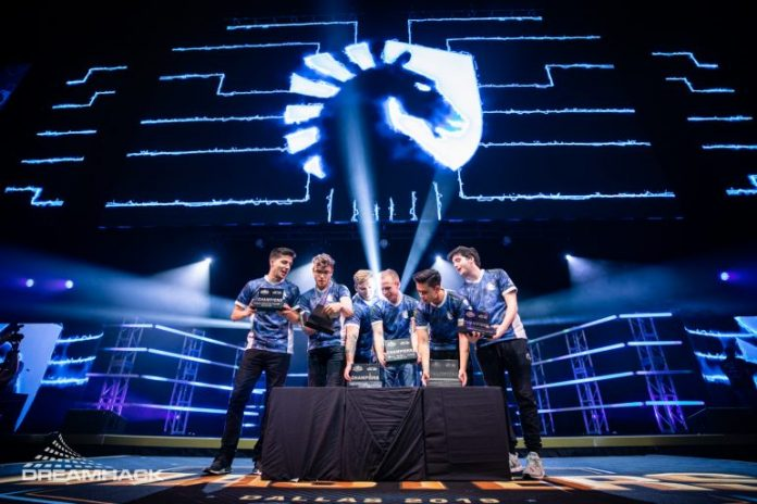 Team Liquid, campeón de la Dreamhack Masters Dallas