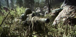 Ghillie de Modern Warfare, presentado en el E3 2019