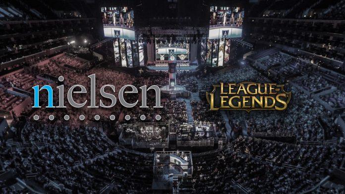 Nielsen se une a League of Legends para medir sus resultados