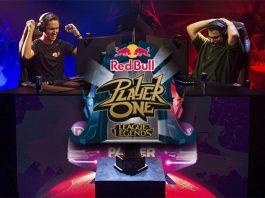 Red Bull Player One LoL