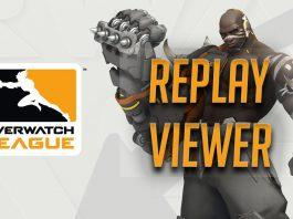 Replay Viewer de la Overwatch League.