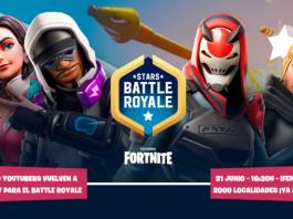 Stars Battle Royale Gamergy