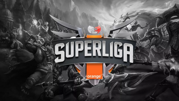 Superliga Orange LoL