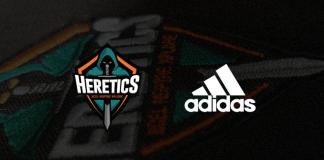 Team Heretics anuncia su patrocinio con Adidas