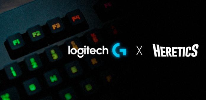 Logitech G, nuevo patrocinador de Team Heretics