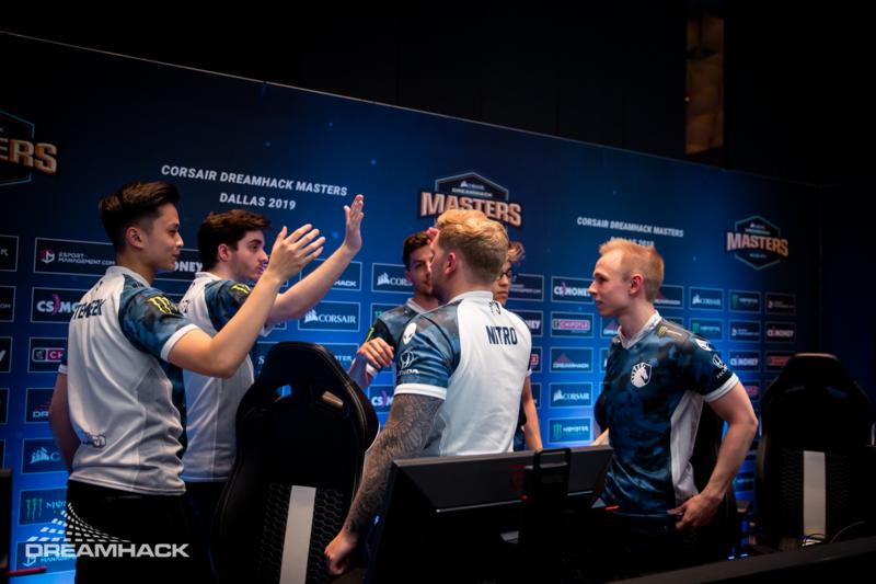 Team Liquid se proclama campeón de la DreamHack Masters Dallas