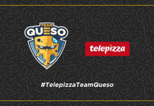 Telepizza Team Queso