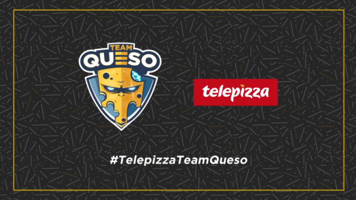 Telepizza Team Queso