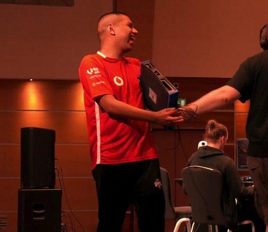 Shanks consigue la victoria en el torneo Reflect de Dragon Ball FighterZ.