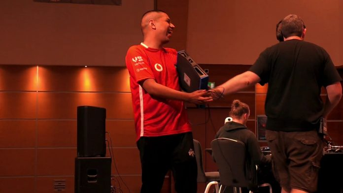 Shanks consigue la victoria en el torneo Reflect de Dragon Ball FighterZ.