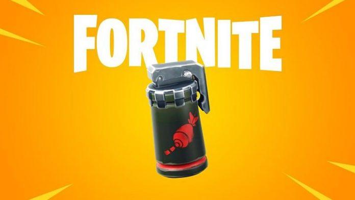 Nuevo objeto de Fortnite, Ataque aéreo