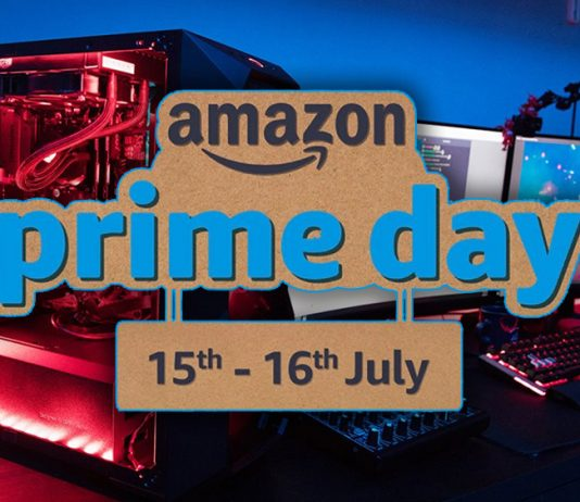 Ofertas en PC Gaming del Amazon Prime Day