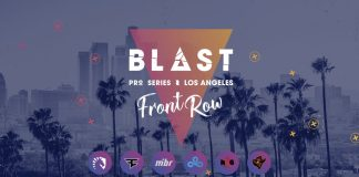 BLAST Pro Series Los Angeles