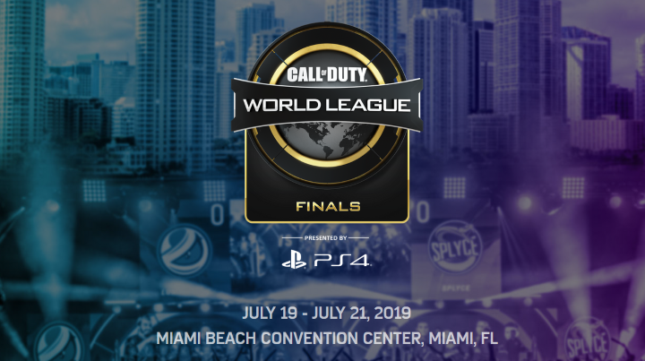 CWL Finals