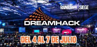 DreamHack Valencia tendrá Rainbow Six