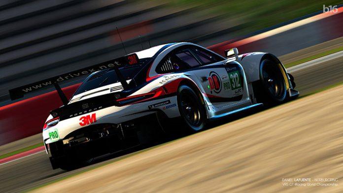 Drivex eSports 3M en Nürburgring