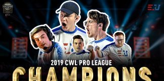EUnited campeones CWL Pro League 2019