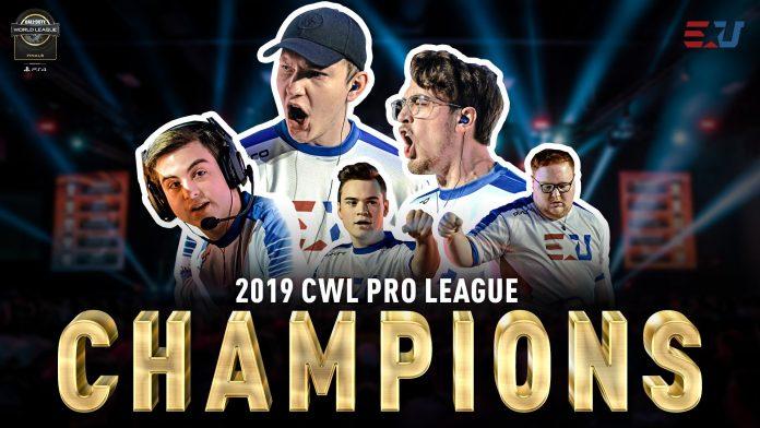 EUnited campeones CWL Pro League 2019