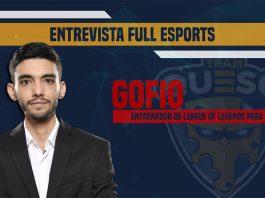 Entrevista a Gofio, Head Coach de Team Queso