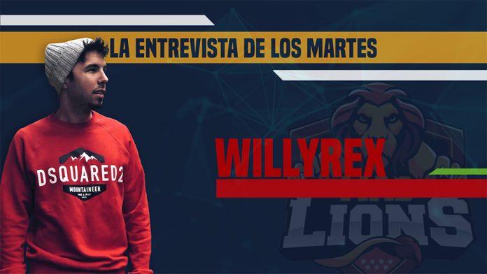 Entrevista de los martes: Willyrex