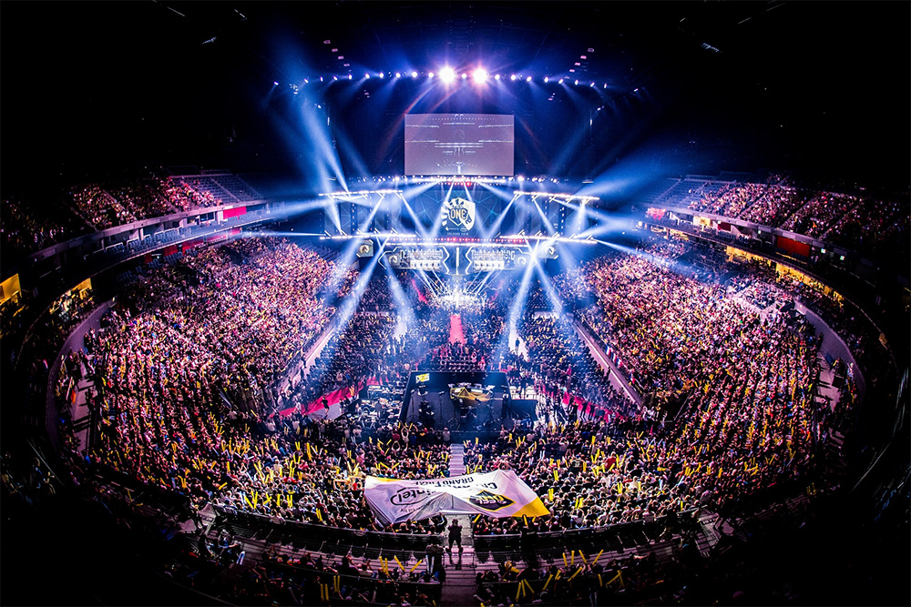 Estadio ESL One Cologne 2019