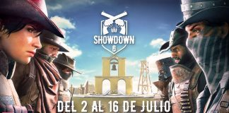 Promocional Evento Showdown Rainbow Six