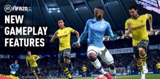 Novedades en el gameplay de FIFA 20