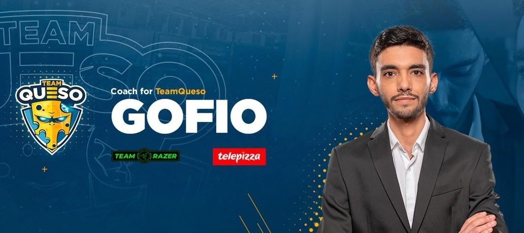 """Antonio """"Gofio"""" Valenciano"""