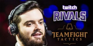 Ibai se clasifica para las finales del Twitch Rivals Teamfight Tactics Showdown