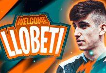 Llobeti ficha por Team Heretics