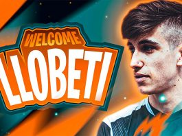 Llobeti ficha por Team Heretics
