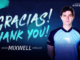 Mixwell abandona Movistar Riders para entrar en Cloud9