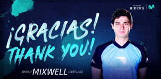Mixwell abandona Movistar Riders para entrar en Cloud9