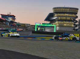 Circuito de la Sarthe en la iSCE de MundoGT