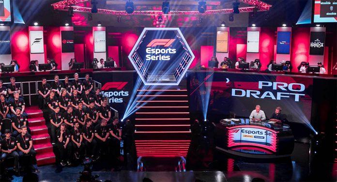 Pro Draft F1 Esports Series 2019