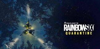 Cartel promocional de R6 Quarantine