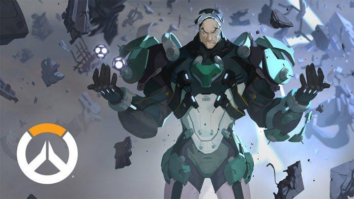 Sigma, el nuevo héroe de Overwatch