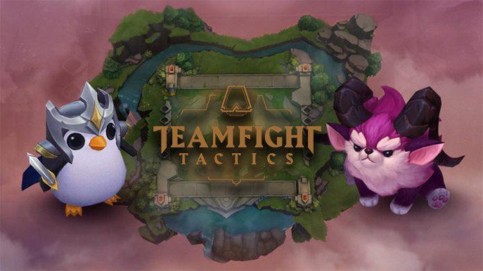 Torneo de Teamfight Tactics de Twitch Rivals