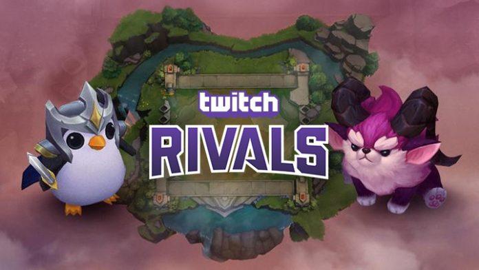 Tendremos torneo oficial de TFT de la mano de Twitch Rivals
