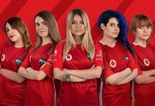 Vodafone Giants presenta su nuevo equipo de League of Legends femenino