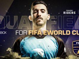 Montaje de Zidane clasificado para la eWorld Cup