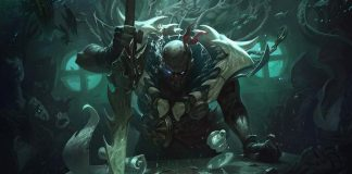 Pyke ha sido nerfeado en Teamfight Tactics